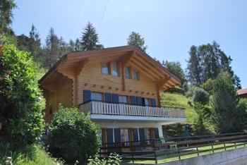Chalet Mont Bijou – Nouveau prix